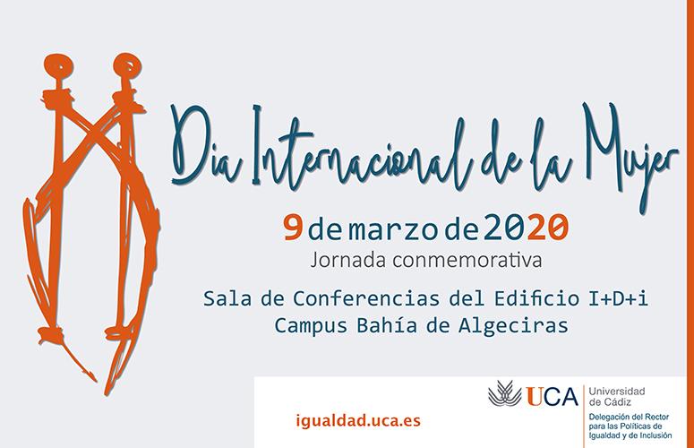 IMG Día de la Mujer 2020: Jornada conmemorativa