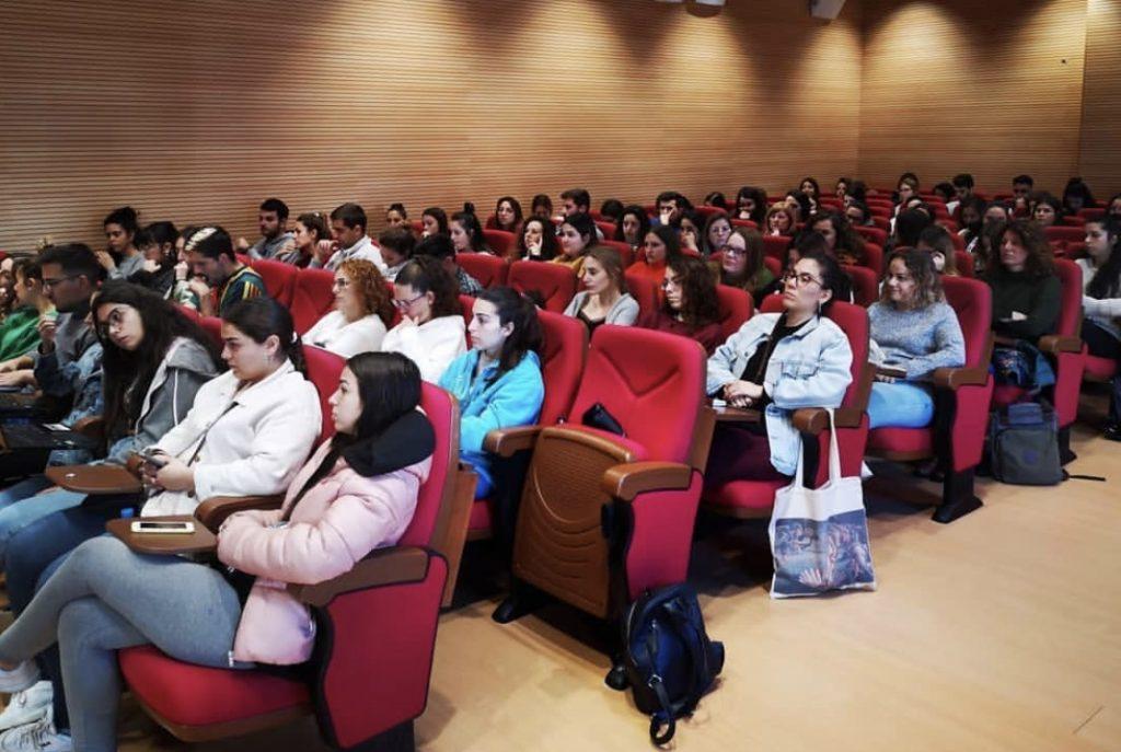 Inauguración de la Jornada de Transversalidad de género en la oferta formativa curricular del Grado en Trabajo Social de la Universidad de Cádiz