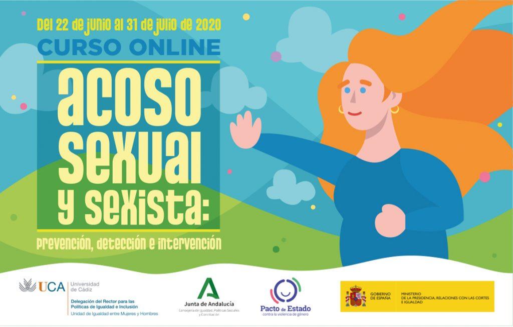 "IMG Curso online ""Acoso sexual y sexista: prevención, detección e intervención"""