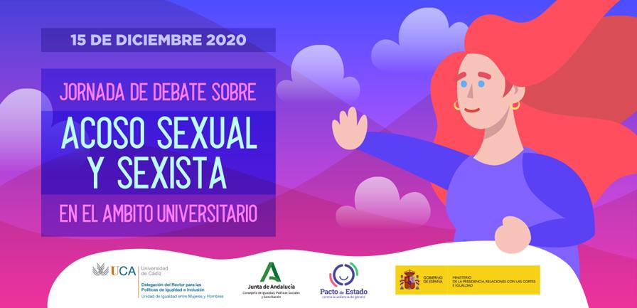 IMG Jornada de debate sobre acoso sexual y sexista en el ámbito universitario