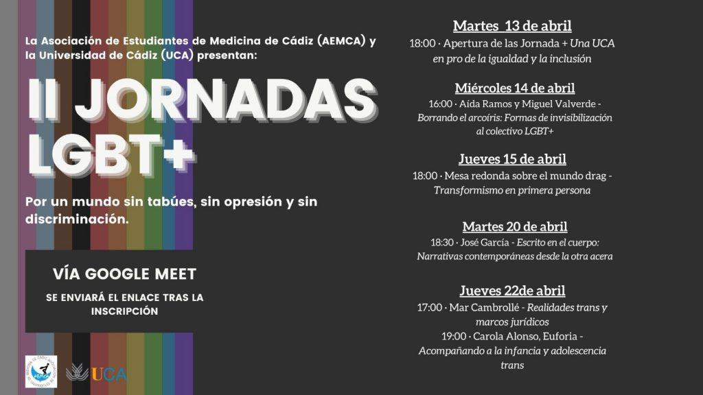 II Jornadas LGBT+ (AEMCA)