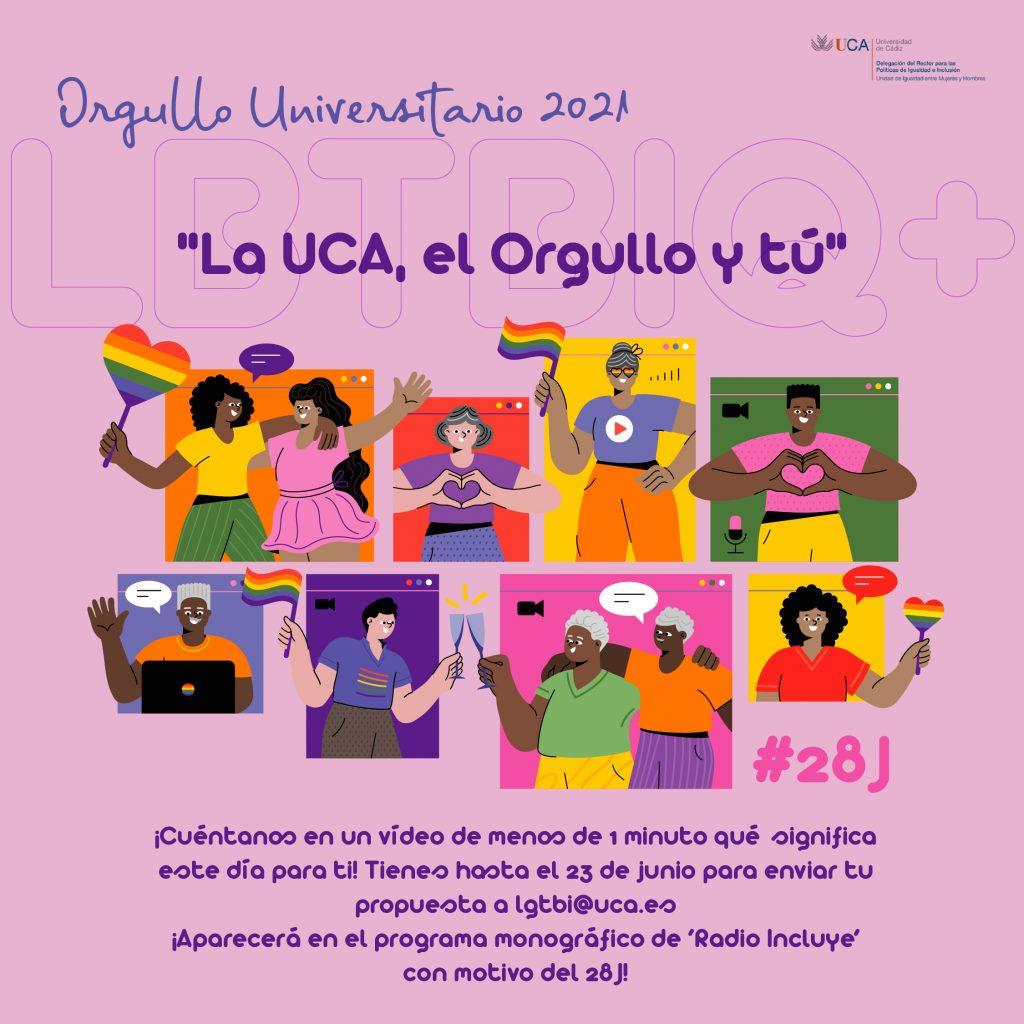 IMG Día internacional del Orgullo LGTBI+ 2021: Acciones conmemorativas