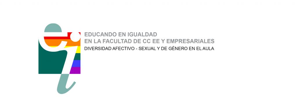 Formación sobre diversidad afectivo-sexual y de género en el aula (Facultad de CC Económicas y Empresariales)